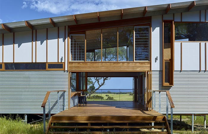 Waitpinga House From The Front
