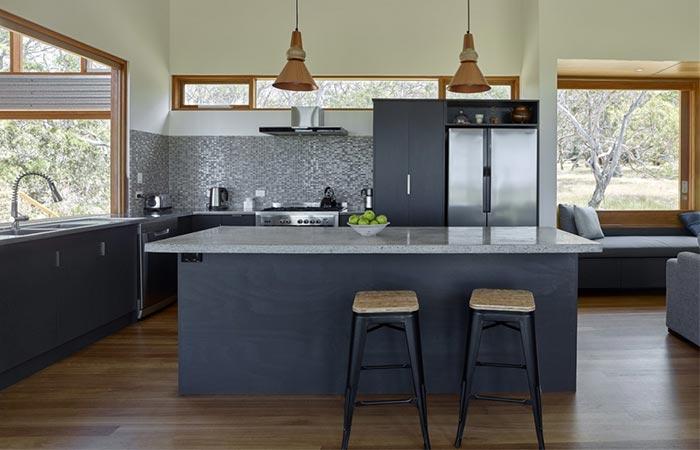 Waitpinga House Kitchen