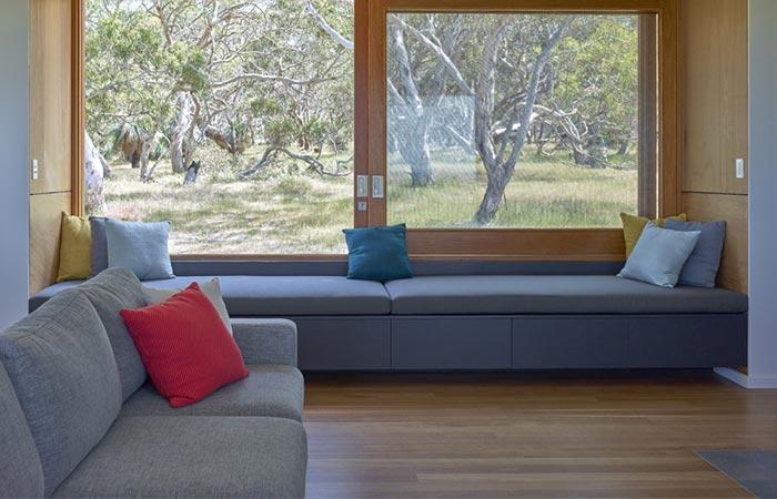 Waitpinga House Living Room