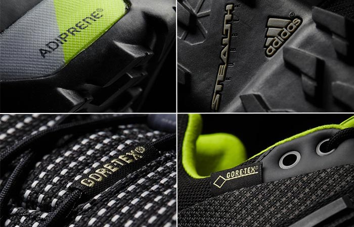 Four Features Of Adidas Terrex Scope GTX Shoes