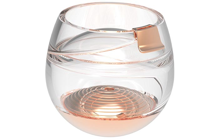 Ballantine's Space Glass