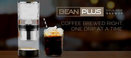 BeanPlus | Cold Dripped Coffee Brewer