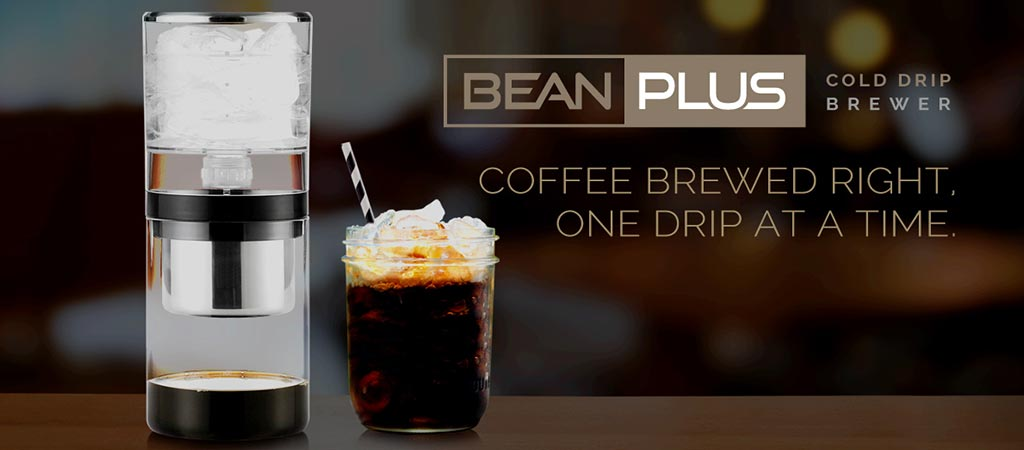 BeanPlus coffee brewer cover photo
