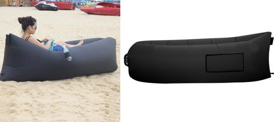 BonClare | Waterproof Inflatable Air Lounger Sofa