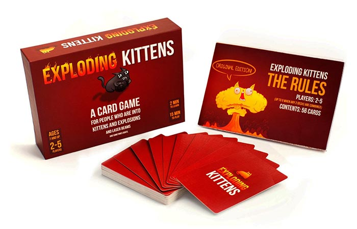 Exploding Kittens Regular