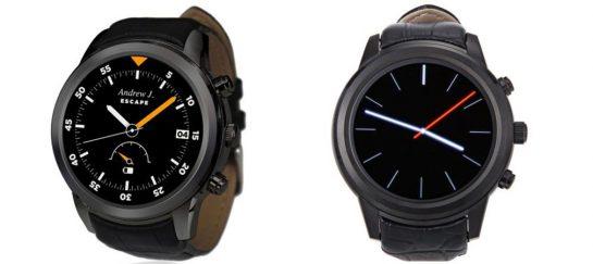 Finow X5   Independent 3G Smartphone Watch