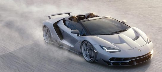 Lamborghini Centenario Roadster | Most Powerful Lamborghini To Date