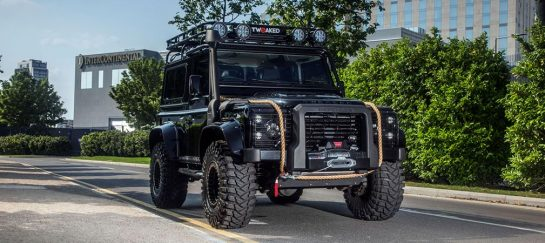 Land Rover Defender 90 | James Bond Spectre Edition