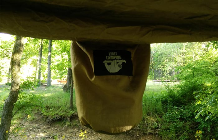 Legit Camping Double Hammock Sack
