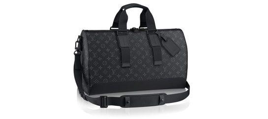 Louis Vuitton Keepall Voyager Bag