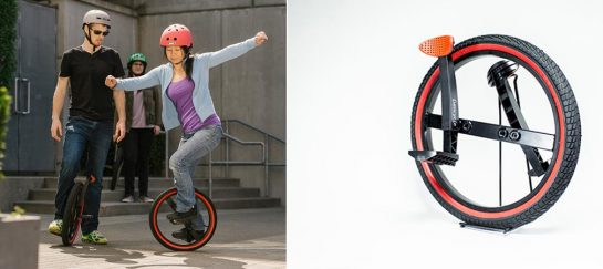Lunicycle | An Easy To Use Unicycle