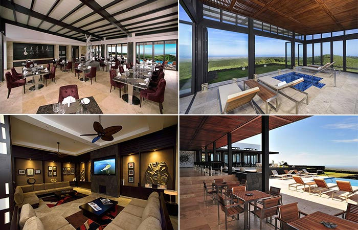 Pikaia Lodge Facilities