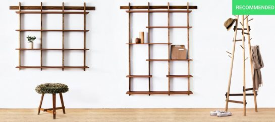 Sudacas Sticotti | The Only Bookshelf You Will Ever Need