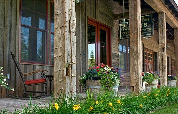 Sunset Ranch Entrance