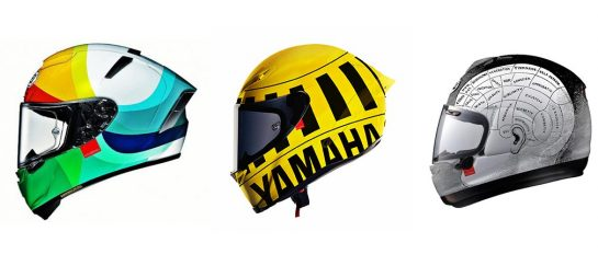 The Custom Helmet Art Of Hello Cousteau