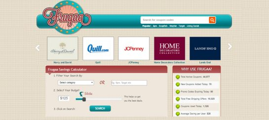 Frugaa.com | Smart Way To Save