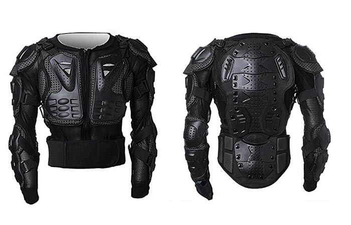 Body Armor Full Body Guard Jacket