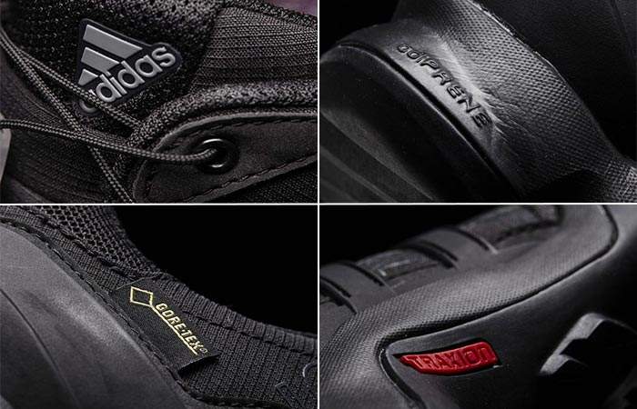 The Features Of Adidas Outdoor Terrex Swift R GTX Shoes