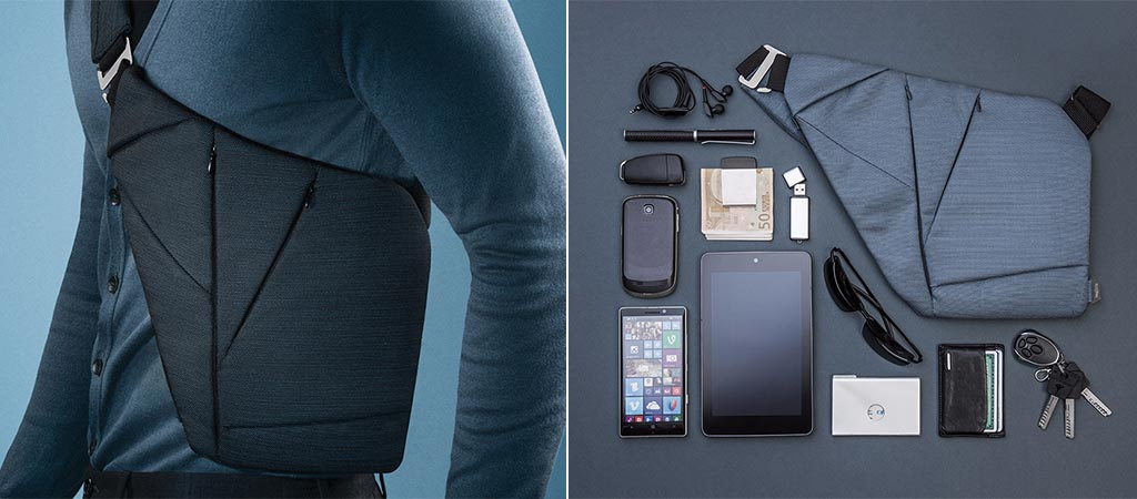 Baggizmo | Innovative Bag That Perfectly Fits Gadgets