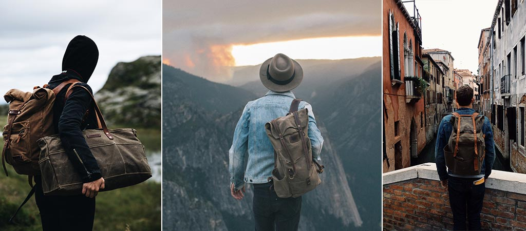 Bradley Mountain Bags Modern Adventure And Everyday Bags