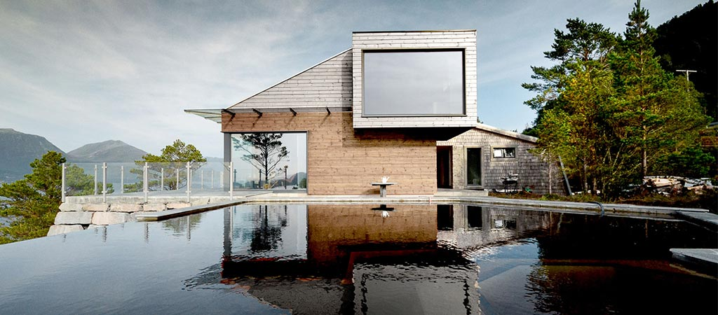 Cabin Straumsnes | A Modern Norwegian Holiday House