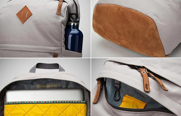 Features Of Cotopaxi Kilimanjaro 20L Backpack