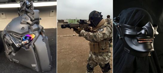 Devtac Designs | Ballistic And Airsoft Tactical Warfare Masks