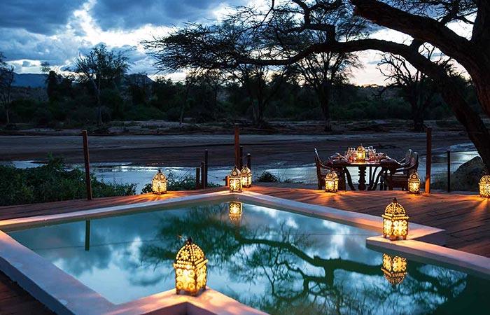 The Safari Collection Sasaab Outdoors