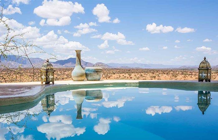 The Safari Collection Sasaab Pool