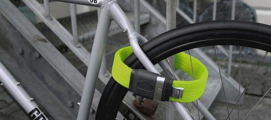 Litelok | A Light And Flexible Bike Lock