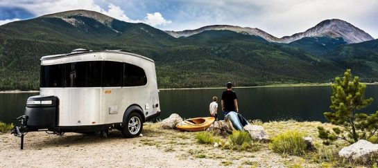 NEW! Airstream Basecamp Trailer