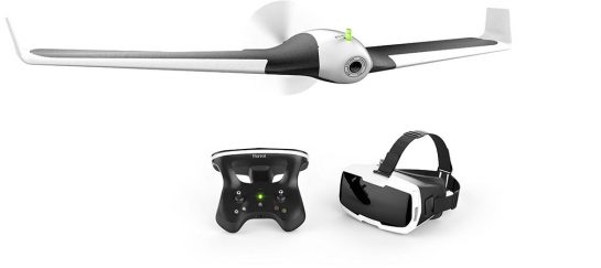 Parrot Disco | A First-Person View Enabled Smart Drone