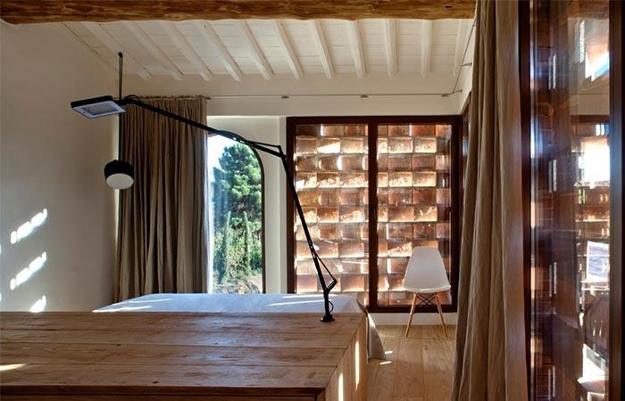 Tuscan Farmhouse Bedroom