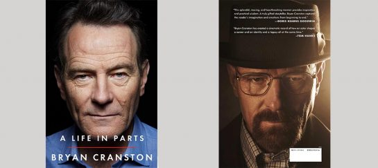 A Life In Parts | A Memoir By Bryan Cranston
