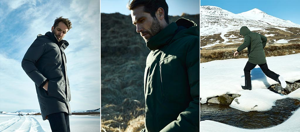 Aether Apparel's Tromso Jacket