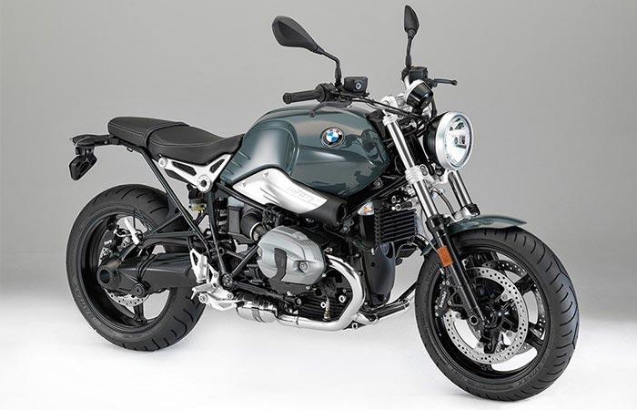 BMW R NineT Pure side view
