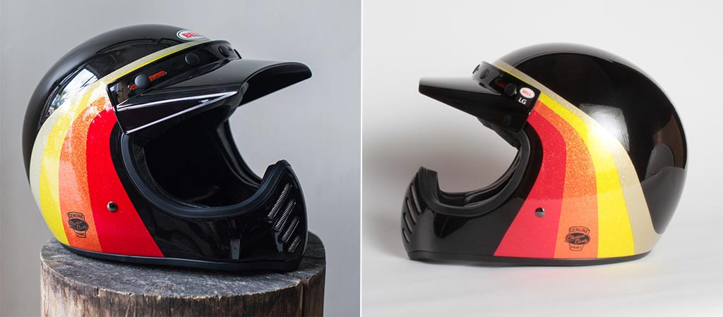 Bell Moto 3 | Chemical Candy Off-Road Motorcycle Helmet