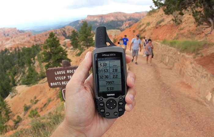 GPS Hiking