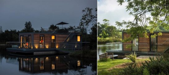 Bluefield Houseboats | Turn The Idea Of Living On The Water Into Reality