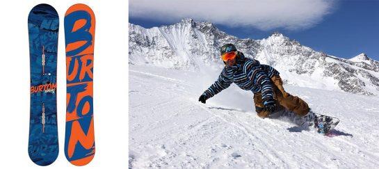 Burton | Ripcord Snowboard 2016 Edition