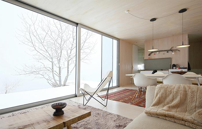 Casa Invisible Living Room