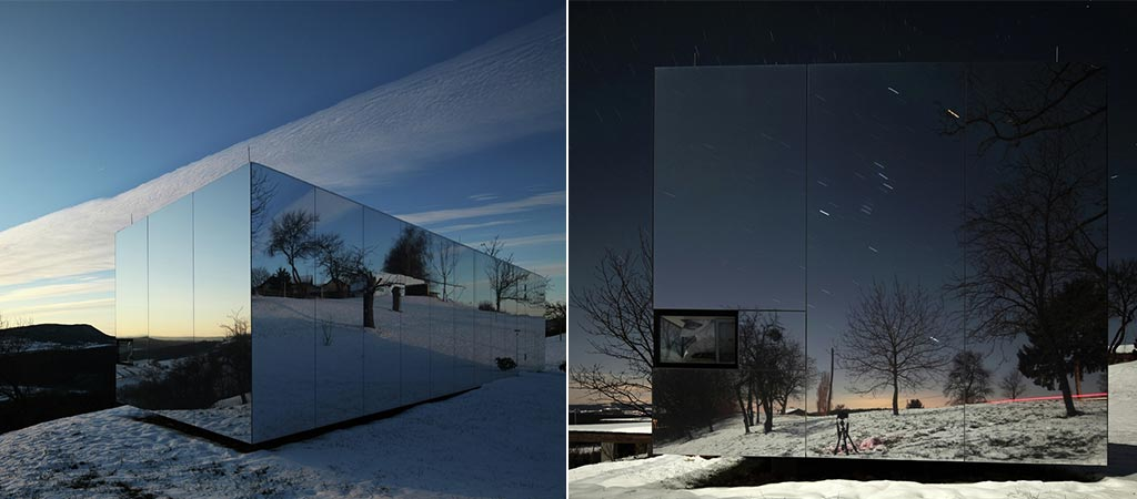 Casa Invisible | By Delugan Meissl Associated Architects