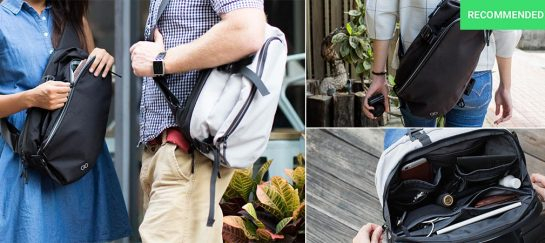 DaySling | Easy Access Expandable Day Pack