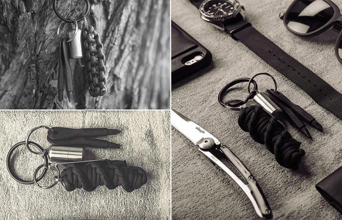 Three Images Of Huckberry Essential EDC Kit