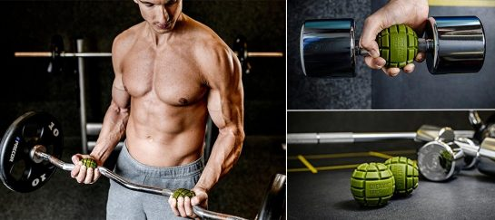 Improve Your Exercise With Grenade Grips