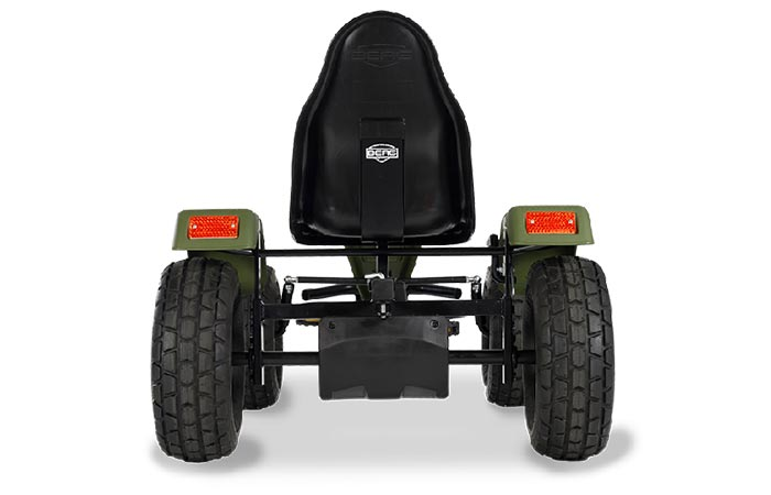 Back view of the Jeep Revolution BFR-3