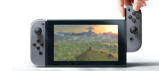 Nintendo Switch | The Future Of Gaming For Nintendo