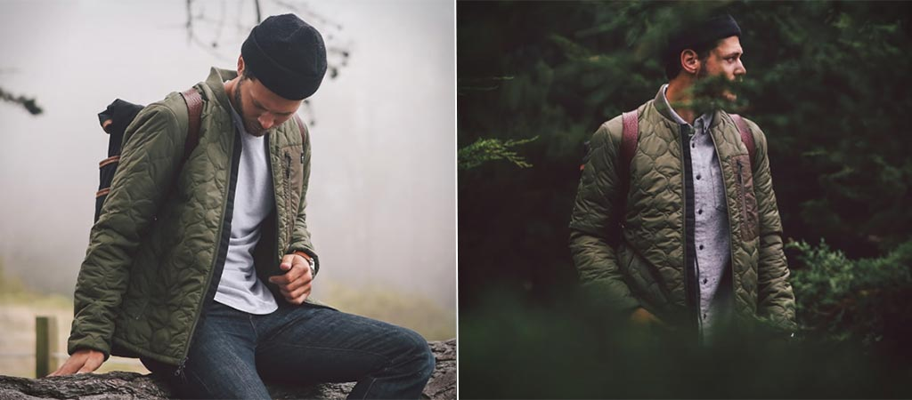 Penfield Oakdale Jacket Combines Techical Features With Classic Design