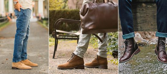 Thursday Boot Company Premium Leather Boots