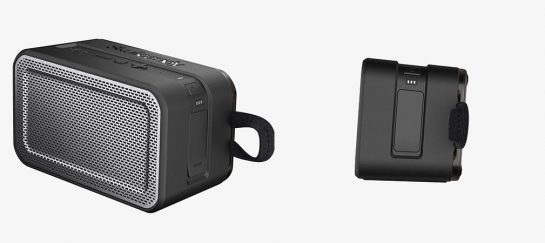 Skullcandy Barricade XL   Waterproof Bluetooth Speaker